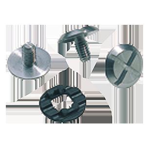 ROCC 710 Schrauben Helmschirm (Set)