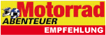 Bastef universal Heckheber ohne Adapter und Bastef universal  Frontheber ohne Adapter Motorrad Abenteuer EMPFEHLUNG 07/08 2020